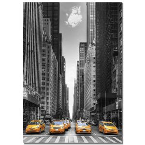 AFFICHE - POSTER Panorama® Poster Taxi New York 21 x 30 cm - Imprim