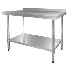 PLAN DE TRAVAIL Table L 1500 x P 700 mm de Préparation Vogue en In