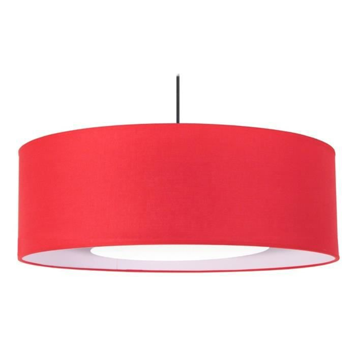 Suspension rouge cuisine awesome suspensions rouge w for Suspension rouge pour cuisine