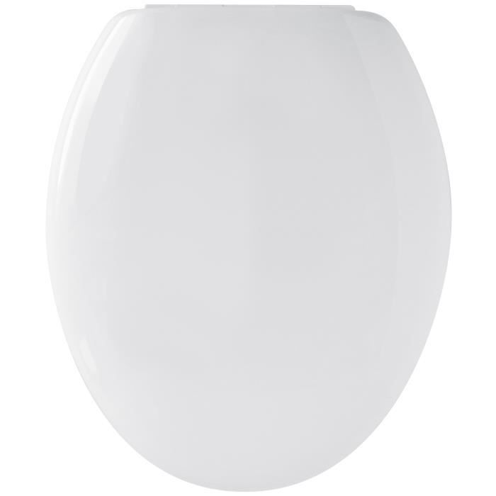 GELCO Abattant WC Secret blanc