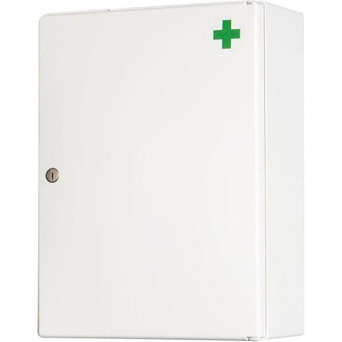 PRADEL - Armoire à pharmacie Cintra 42x31,5 cm croix verte