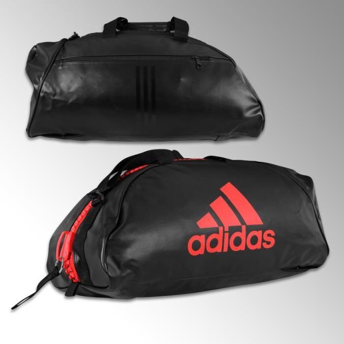 ab1cdb8a4d Sac de Sport à Roulettes adidas noir rouge TU Noir - Achat / Vente ...