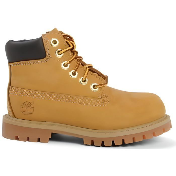 Chaussures Jr Timberland 6in Premium Boot Wheat