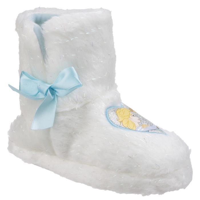 La reine des neiges - Chaussons bottes - Fille