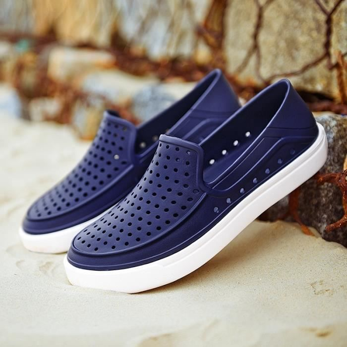 Respirant Slip-on Chaussures Chaussures loafer imperméables pour hommes