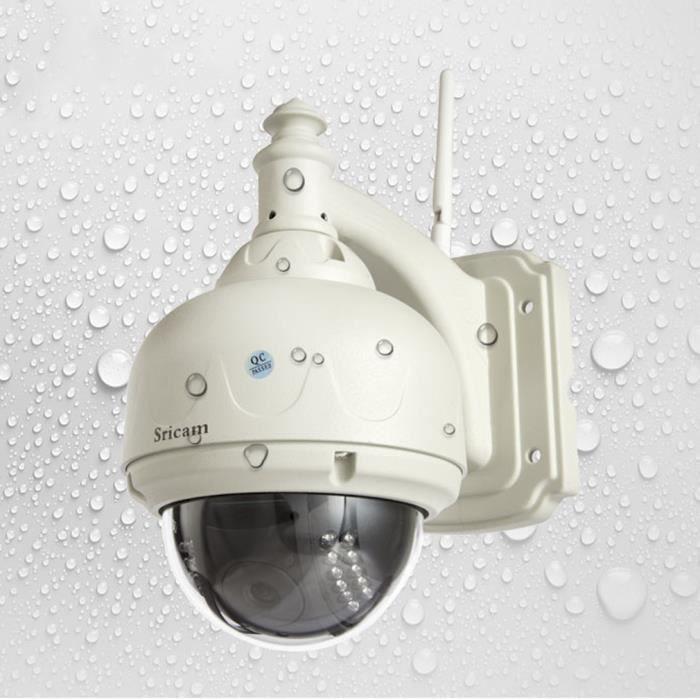 352e35f9dcefb Caméra IP Wifi extérieur EU plug SECURITE MAISON 720P - Achat ...