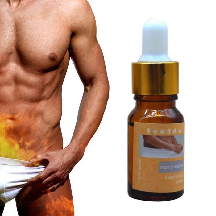 sexe avec de l'huile de massage