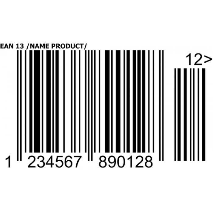 Upc Barcode Format – Jerusalem House
