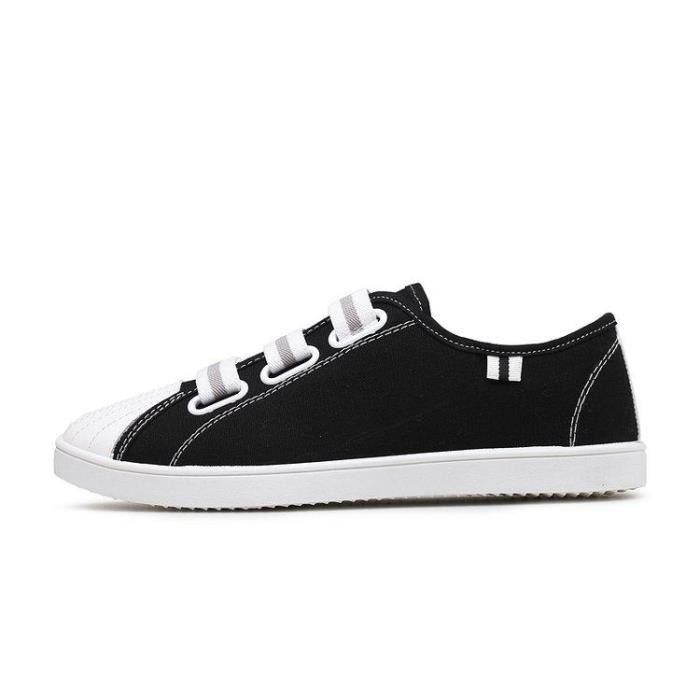 Chaussure De Ville Un Look éLéGant. Deluxe AntidéRapant Mode Compensé Slip-On Casual Homme Noir 41 R45469960_883