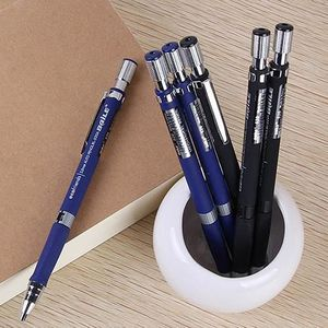 CRAYON GRAPHITE 1pc 2.0mm noir plomb titulaire dessin dessin étude