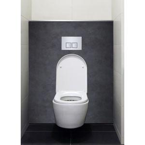 WC - TOILETTES Habillage bâti-support Décofast - Lazer - Béton br