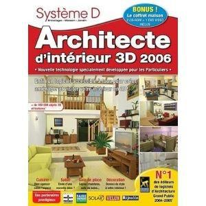 Logiciel utilitaires et bureautique achat vente for Architecte interieur logiciel