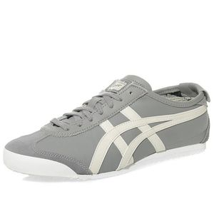 BASKET Chaussures Mexico 66 Gris Homme Onitsuka Tiger