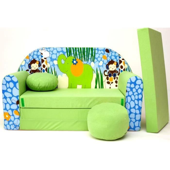 canape pour enfant convertible achat vente pas cher. Black Bedroom Furniture Sets. Home Design Ideas