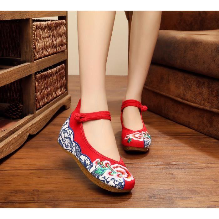 Escarpins compensées Chaussures Femme lCogV