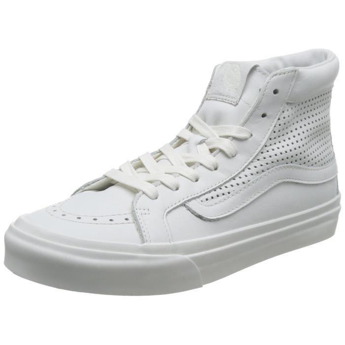 Femmes Vans Sk8-Hi Slim Chaussures De Sport A La Mode