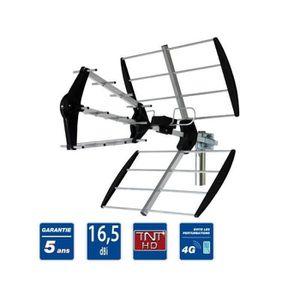 antenne tv exterieur achat vente antenne tv exterieur pas cher cdiscount. Black Bedroom Furniture Sets. Home Design Ideas