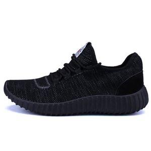 Basket Homme Ultra Léger Chaussures De Sport Populaire BSMG-XZ125Noir41 8qfR7Z0j4