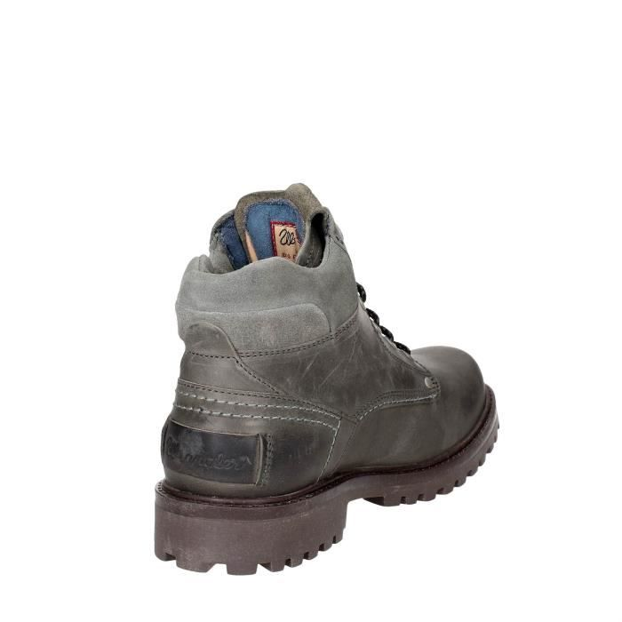 Wrangler Boots Homme Gris, 46