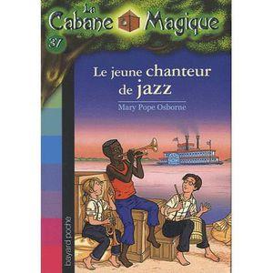 Livre 6-9 ANS La Cabane Magique Tome 37