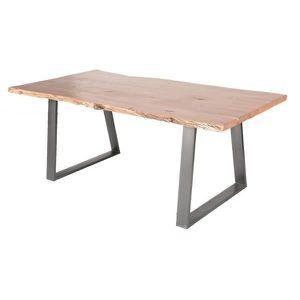 pied de table bois achat vente pas cher. Black Bedroom Furniture Sets. Home Design Ideas