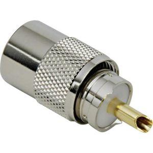 COUPLEUR D'ANTENNE BKL Electronic 0406015 mâle droit 50  1 pc(s)