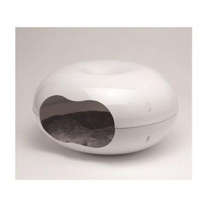 habitat couchage du chat achat vente habitat couchage du chat pas cher cdiscount. Black Bedroom Furniture Sets. Home Design Ideas