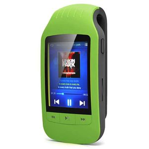 LECTEUR MP3 Bluetooth 8Go Lecteur MP3 Stéréo Music Podomètre T