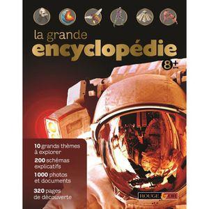 DOCUMENTAIRE ENFANT ROUGE & OR La Grande Encyclopédie 8+