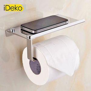 WC - TOILETTES Porte Papier Toilette Porte-papier support de télé
