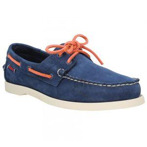 CHAUSSURES BATEAU Chaussures bateaux SEBAGO Docksides velours Homme- ... a17a3465b376