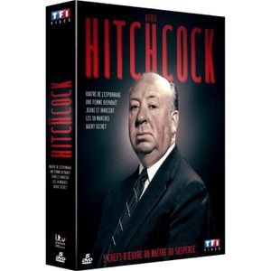 DVD FILM DVD - Hitchcock - Le maître du suspense : Les 39 m