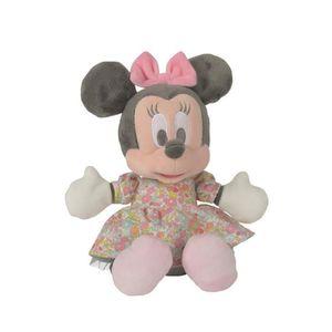 PELUCHE MINNIE Peluche Floral 25 cm - Disney baby