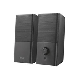 ENCEINTES ORDINATEUR Trust Teros Haut-parleurs pour PC 6 Watt (Totale)