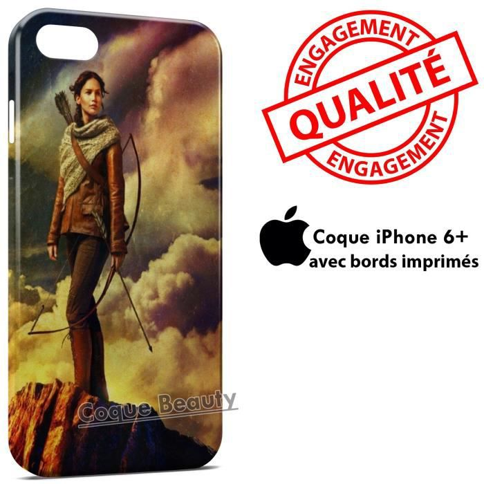 coque iphone 8 plus hunger games