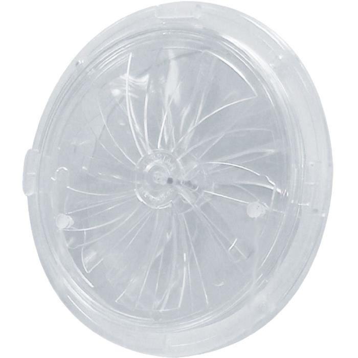 A rateur vitre pvc cristal dmo non r glable achat for Aeration dans fenetre pvc