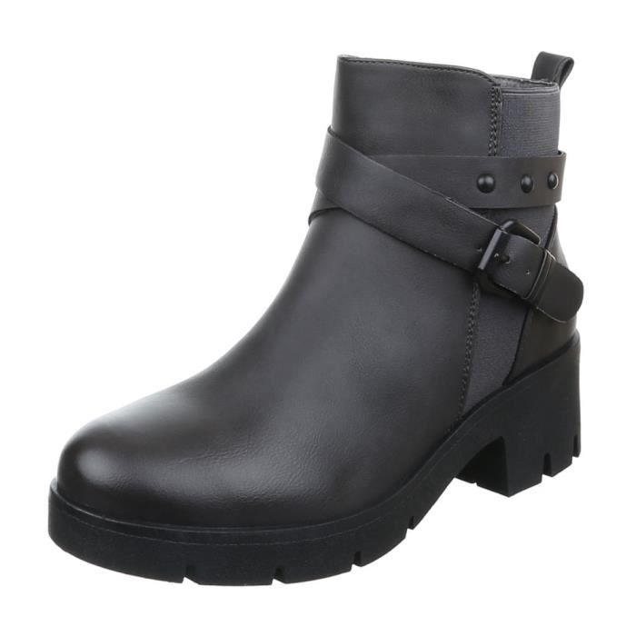 femme bottine chaussure Boots In regard d'occasion TErGr6RCP