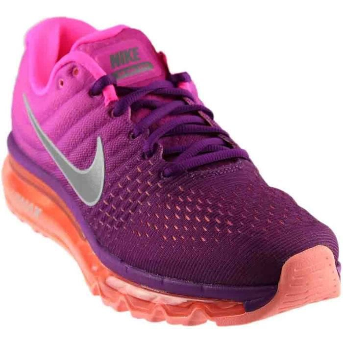 36 2017 Air Taille Nike Courir Max 2 Sneaker Femmes T3x4c 1 Ex8PPCqdwR