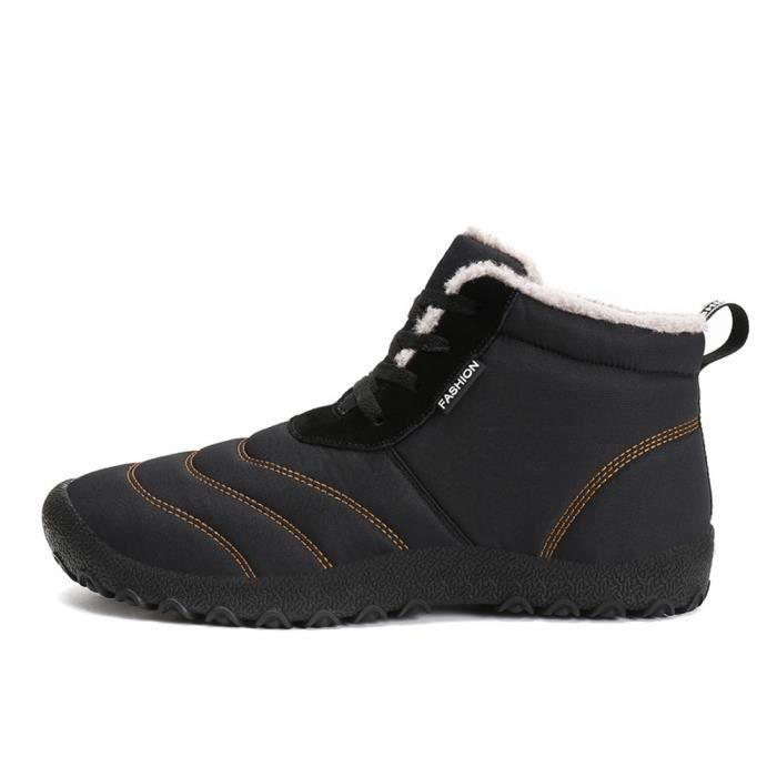 Hommes Femmes Hiver Bottes de Neige Imperméable À L'eau Isolé En Plein Air Casual Sport Chaussures XMM71116531_1001 hWoYCqtkvs