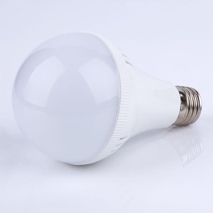 Led Ampoule Lampe Chaud Ac D'energie 220v e27 r Blanc 3w Economie nAwTTI
