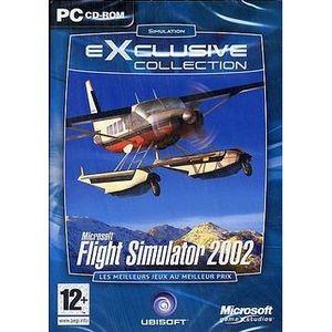 JEU PC Flight Simulator 2002 Jeu PC