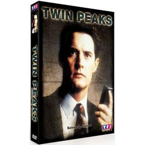 DVD SÉRIE DVD Twin Peaks, saison 2 - Partie 1