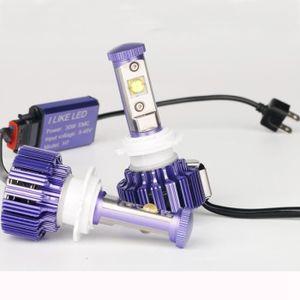 PHARES - OPTIQUES H7 LED Phares Kits H7 remplacement Salut - Lo fais