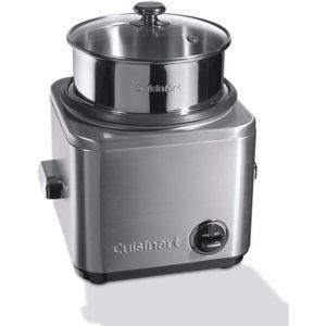 CUISEUR À RIZ CUISINART CRC800E Cuiseur à riz et céréales - Inox
