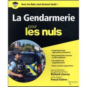 MANUEL UNIVERISTAIRE Livre - la gendarmerie pour les nuls