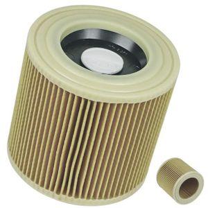 PIÈCE ENTRETIEN SOL  Cartouche filtre cylindrique Diam. 120mm - Aspirat
