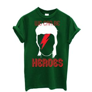 T-SHIRT T-shirt Homme David Bowie - We Can be Heroes t-shi
