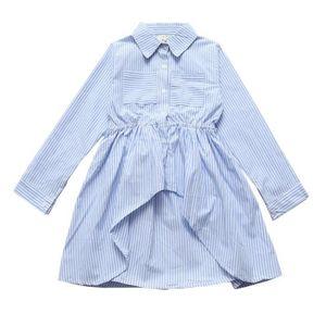 66aeaa669606c CHEMISE - CHEMISETTE Chemise Fille Style Longue Demoiselle Vêtements Fi