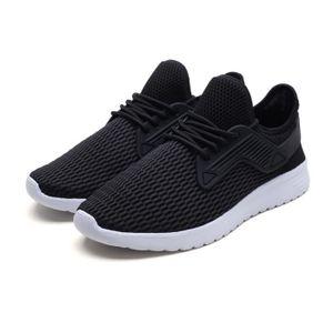 3fa3cbf74347a Basket homme chaussures Confortable Plus De Couleur 2018 Slipon Qualité  Supérieure De Marque De Luxer Sneakers Style Noir Noir - Achat   Vente  basket ...