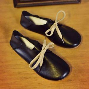 CHAUSSURES BATEAU Flats Ladies Comfy Ballet Chaussures souples Casua